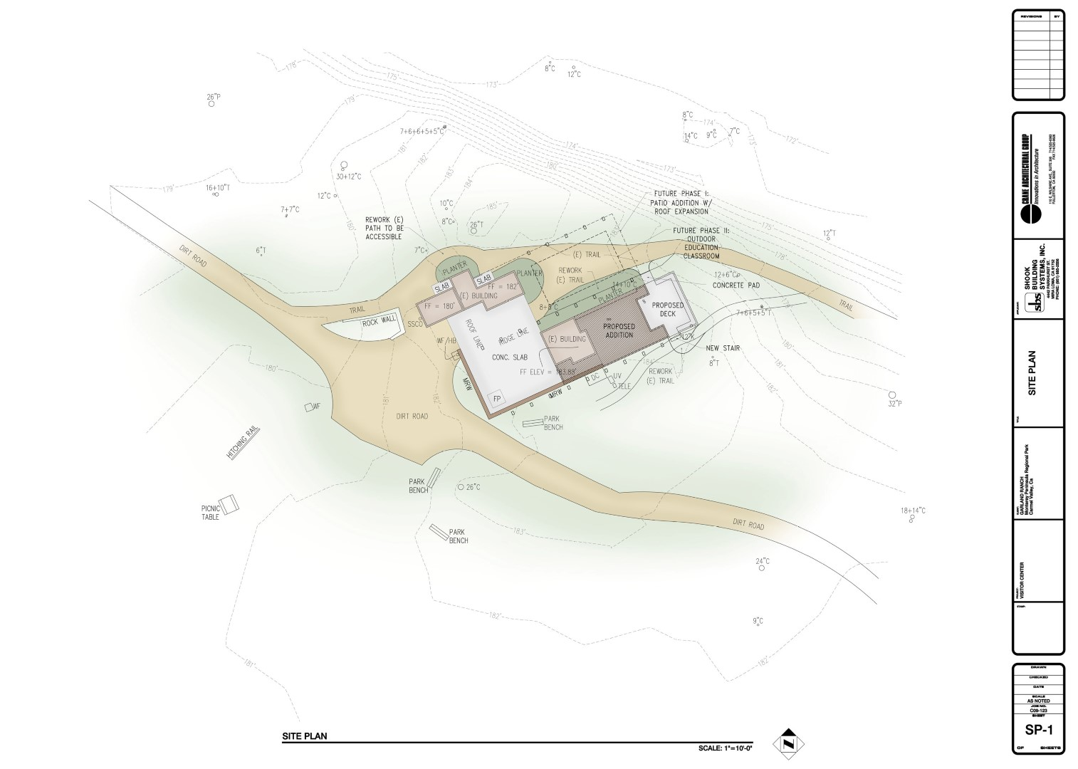 SP-1 Site Plan 1