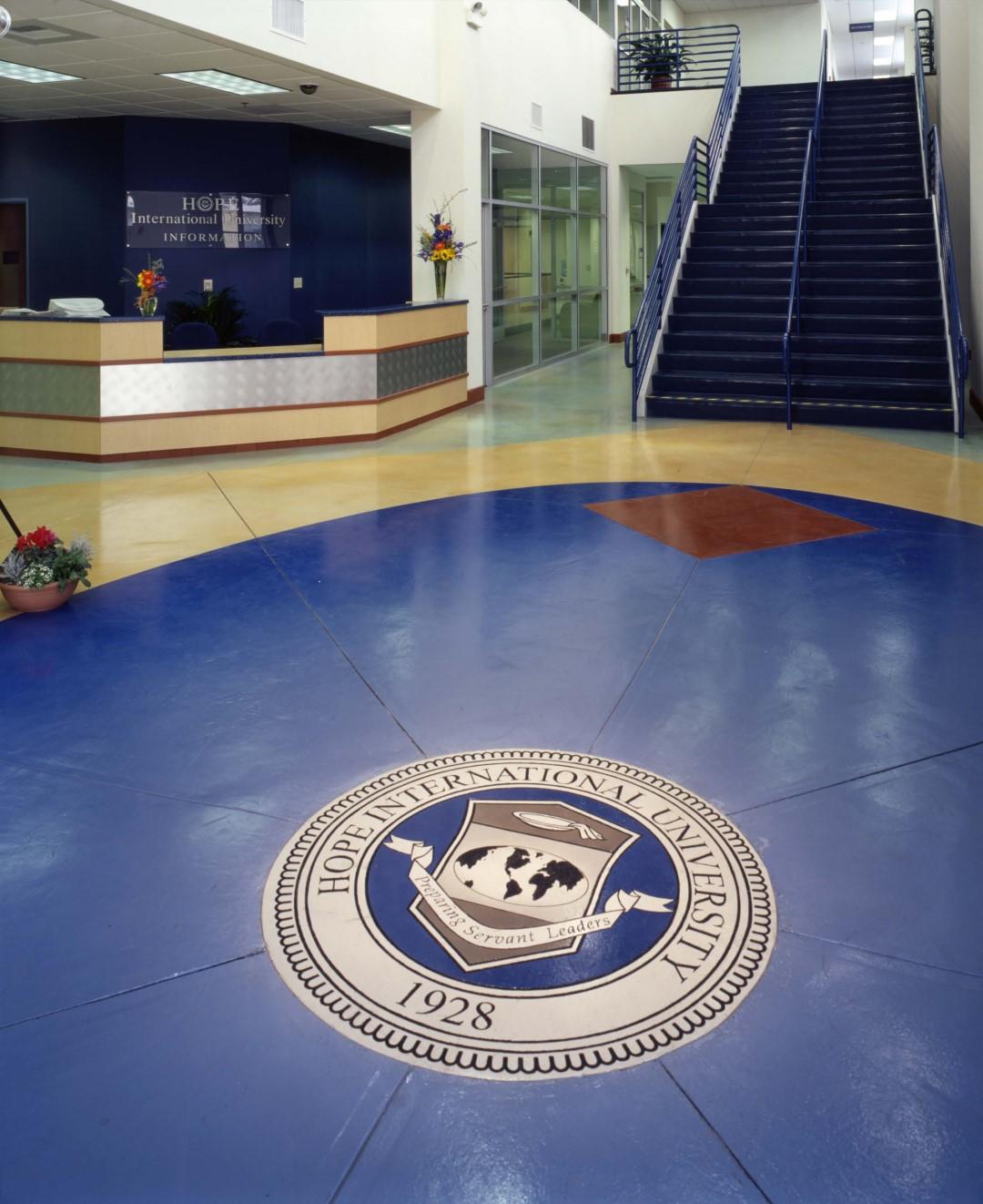 3 Hope International University, Gymnasium_Student Center (Gym), Fullerton, CA