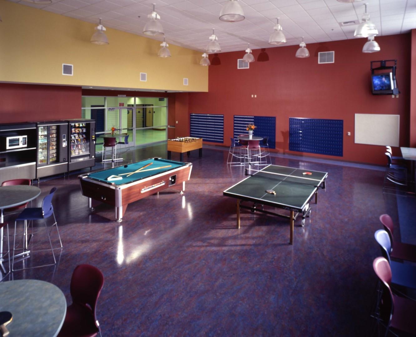 5 Hope International University, Gymnasium_Student Center (Student Lounge), Fullerton, CA