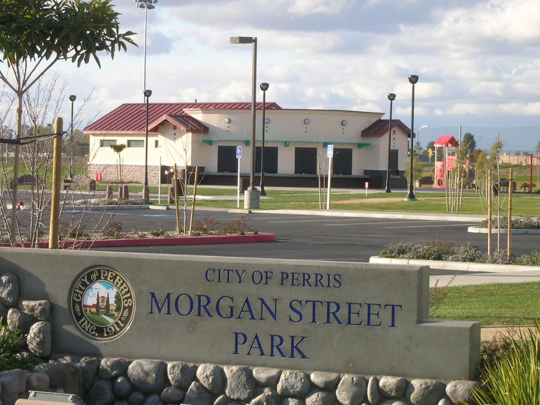 6 MORGAN STREET PARK