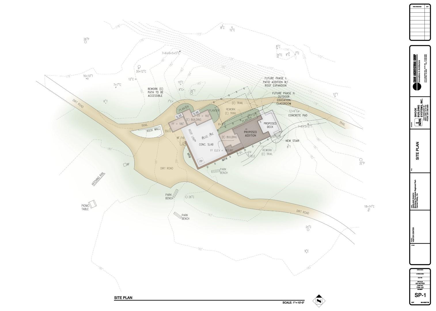 SP-1 Site Plan 1